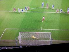 Lanzamiento de penalti de Diego Costa 2-1
