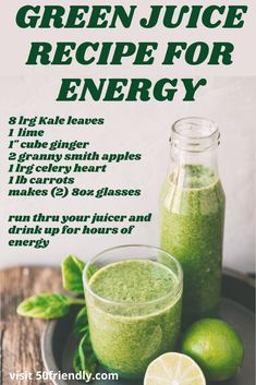Juice Smoothie, Smoothie Drinks, Smoothie Recipes, Healthy Juices, Healthy Smoothies, Healthy Drinks, Detox Juice Recipes, Green Juice Recipes, Clean Eating Recipes For Dinner