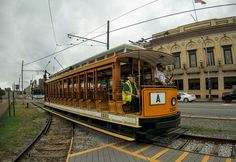 The trolleys usually run seasonally (it's hard to clear the tracks of snow in the winter), so stop by between March and the end of November.