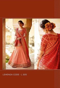 This is an Indian bollywood Pakistani wedding and party wear designer lehenga choli. lehenga crafted in pure silk and jacquard with designer blouse and dupatta. clear neat embroidery done to achieve pure designer look. Lehenga Choli Designs, Lehenga Online, Party Wear Lehenga, Georgette Fabric, Indian Bollywood, Western Outfits, Peach Colors, Designer Wear, Indian Wear