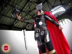 [PREVIEW] TU XD (2013) - Cosplay: Zeros, cosplay de Thor - via @CordobaNoOtakus