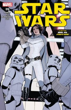 Star Wars Vol. Rebel Jail (Star Wars - Star Wars Vol. Rebel Jail (Star Wars (Marvel)) by Jason Aaron What comes next for. Star Wars Comics, Marvel Comics, Star Trek, Star Wars Art, Star Wars Manga, Harley Quinn, Star Wars Brasil, Cyberpunk, Film Science Fiction