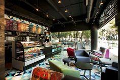 Cielito Querido Café design by Esrawe and Ignacio Cadena