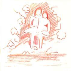 Original Art, Drawings, Painting, Rain, Painting Art, Sketches, Paintings, Drawing, Painted Canvas