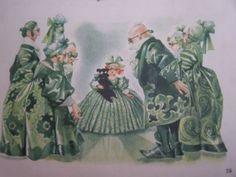 Mahara illustration. The Wizard of Oz.