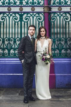 Wedding at Museum of the Order of St John & St John's Restaurant   Photography by Charlotte Hu