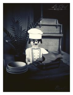 Le Chef by Bonfire22.deviantart.com