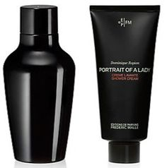 Frédéric Malle Portrait of a Lady body oil and shower cream