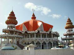 Tempel Te Paramaribo – Paramaribo, Suriname | Reisreporter.nl Foto: TheoBakx