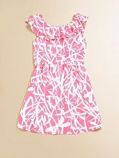 Lilly Pulitzer Kids Toddler's & Little Girl's Whinnie Dress from Saks at 150 WORTH.
