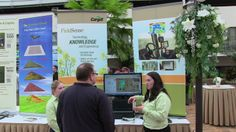 Cargill at the Precision Agriculture Conference 2014 - FieldSense Precision Agriculture, Ontario, Falling In Love, Conference, Innovation, Knowledge, Technology, London, Tech