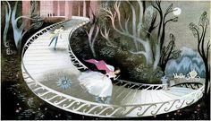 Mary Blair - Cinderella