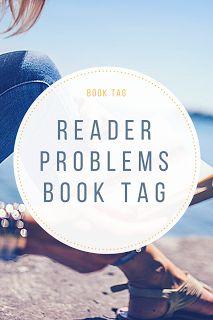 Sleepywolfread: Reader Problems BookTag