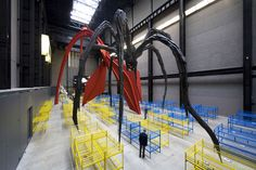 Turbine Hall commissions at Tate Modern