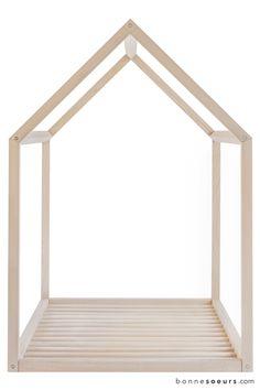 bonnesoeurs design lit maison detail 01 structure vue de face
