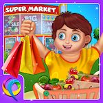 Supermarket Kids Shopping: If your child wants to go in the supermarket you have found the right educational game! If your child wants to…