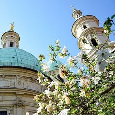 Spring in Graz - Graz Cathedral Cathedral, Fire, Spring, Instagram Posts, Graz, Good Day, Cathedrals