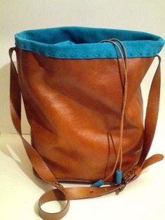 Multiform Leather Bag.