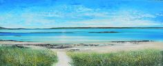 Scilly Sampson - Acrylic on canvas
