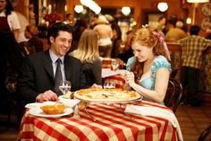 *ROBERT PHILLIP (played by: Patrick Dempsey) & GISELLE (played by: Amy Adams) ~ Enchanted (2007)