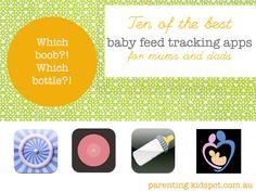 best feeding apps #earlylifenutrition