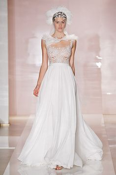 possibly only for the super brave Reem Acra, Fall 2014