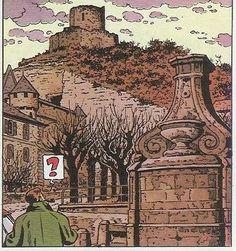 Jacobs, Blake and Mortimer Background Design, Illustration, Comic Covers, Graphic Novel, Art, Cartoons Comics, Classic Comics, Tintin, Pop Art
