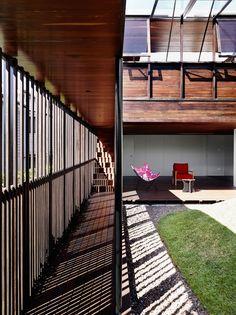 White Avenue House, Brisbane - James Russell Architect