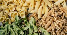 Quiz : connaissez-vous le nom de ces pâtes ? Penne, Pasta Salad, Stuffed Mushrooms, Vegetables, Ethnic Recipes, Food, Tagliatelle, Pancakes Easy, Pasta Carbonara