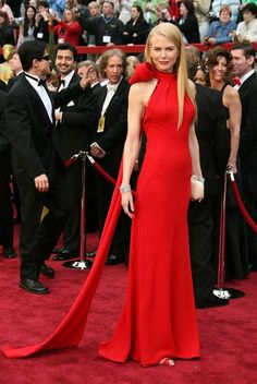 2007 - The Oscars - 79th Academy Awards - Nicole Kidman in Balenciaga.