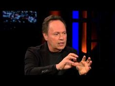 Bill Maher and Billy Crystal Talking About Religion - Two very funny men & I love Bill Maher's laugh