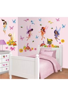 Fairies wall stickers