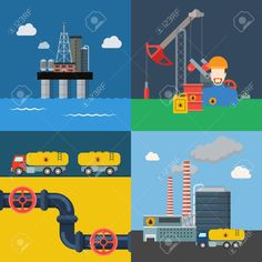 57399007-La-extracci-n-de-petr-leo-ciclo-de-negocio-Ejemplo-del-concepto-de-proceso-de-vectores-de-energ-a-de-Foto-de-archivo.jpg (1300×1300)