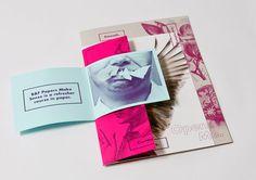 Brochure design ideas B&P Papers
