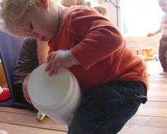 Child Development: Toddlers Solving Problems and Accomplishing Tasks While They Play | Janet Lansbury