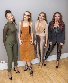 Image discovered by Perrieeele. Find images and videos about little mix, perrie edwards and jesy nelson on We Heart It - the app to get lost in what you love. Little Mix Outfits, Little Mix Jesy, Little Mix Style, Little Mix Girls, Cute Outfits, Little Mix 2015, Jesy Nelson, Perrie Edwards, Litte Mix