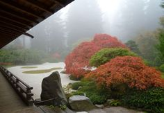 * Japanese Garden