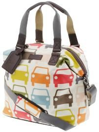 From my super sisi for my Tripp Medium Tote by Orla Kiely Diaper Bag Purse, Best Diaper Bag, Diaper Bags, Orla Kiely Handbags, Spring Handbags, Bag Illustration, T Baby, Baby Kids Clothes, Medium Tote