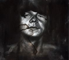 Inspirational High School Painting Projects: Portraiture