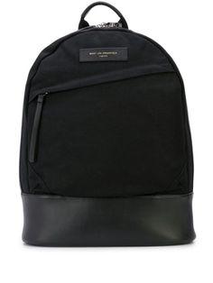 Want Les Essentiels De La Vie Kastrup Backpack In Black Jansport Backpack, Backpack Bags, Unisex, Black Backpack, World Of Fashion, Luxury Branding, Organic Cotton, Backpacks, Leather