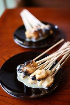 あぶり餅 (京都 今道神社) の画像|おいしく、楽しく、美しく!