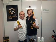 Cold pressed rapeseed oil from Cotswold Gold. Martin Blunos, Rapeseed Oil, Bbc Good Food Recipes, Food Shows, Gold, Yellow
