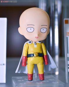 ToyzMag.com » One punch man Figma et Nendoroid