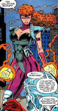 The Flash Casts Firestorm Villain Plastique; Could a