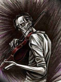 The Devil's Sonata by Muirin007.deviantart.com on @DeviantArt