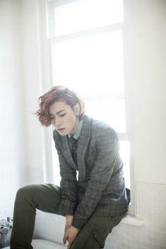 Kim Sang Gyun 김상균 (A-Tom 아톰) from Topp Dogg 탑독 was born May 23, 1995