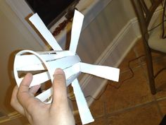 Coffee Cup Helicopter