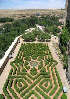 Alcázar, Segovia, Castilla y León, Spain