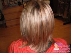 """Fan Friday: A set of 18"""" Indian Remy Italian Keratin U-tipped Premium Double Drawn Hair - Before"""