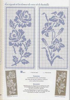 World crochet: Curtain 78